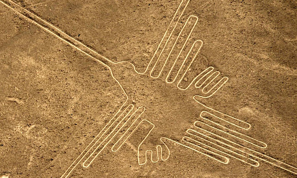 Drawing Lines With Google Earth : The intriguing mysteries of nazca lines in peru ancient