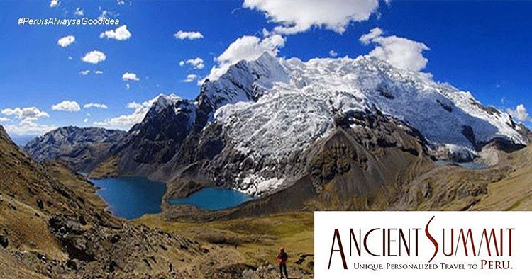 Did you know that Peru also has tropical glaciers? Suchhellip