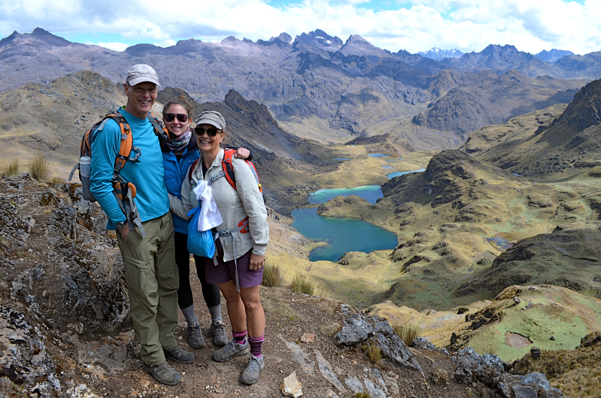 Patty-John-Liesl-Driver-Lares-Trek-Glacier-Lake
