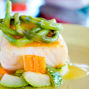 Peru Gastronomy Fish